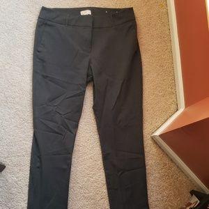 The LOFT gray dress pants